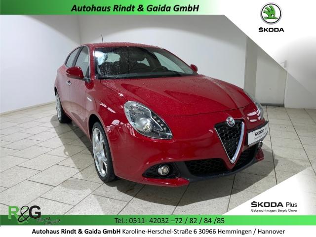 Alfa Romeo Giulietta Super 2.0 JTDM 16V Navi Klimaautom Freisprech, Jahr 2016, Diesel