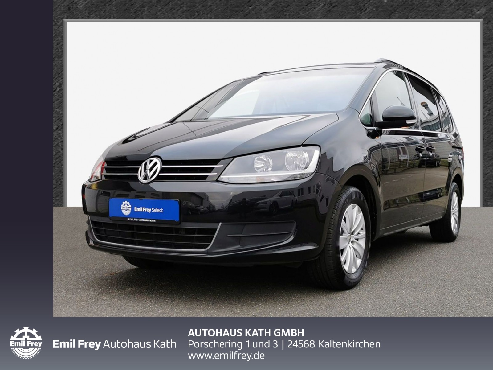Volkswagen Sharan 2.0 TDI DSG BMT Comfortline AHK Navi Kamera, Jahr 2015, Diesel