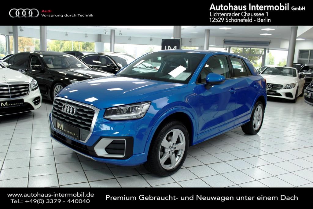 Audi Q2 35 1.5 TFSI sport 110 kW 7G S-Tronic, Jahr 2019, Benzin