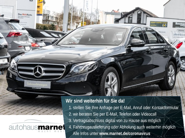 Mercedes-Benz 220d Avantgarde DAB Kamera, Jahr 2017, Diesel