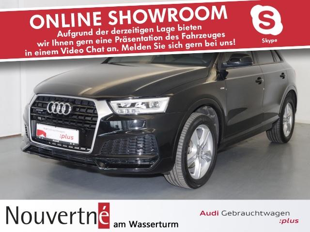 Audi Q3 2.0 TFSI quattro sport Navi, Jahr 2018, Benzin