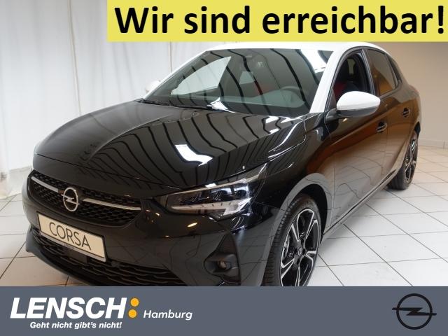 Opel Corsa F 1.2 Turbo GS Line WINTER-PAKET+RÜCKFAHRK, Jahr 2020, Benzin