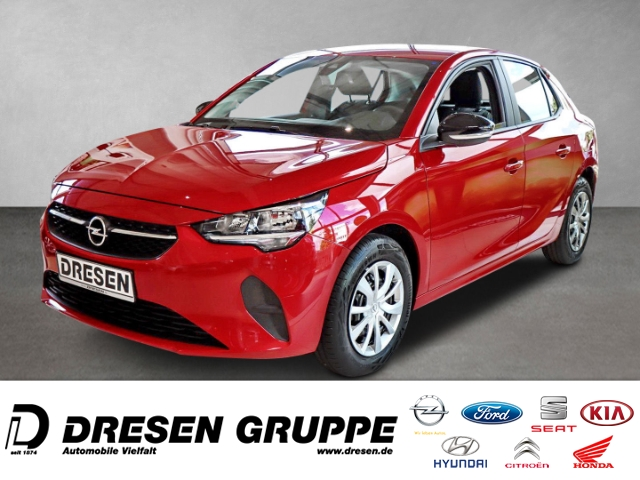 Opel Corsa F Edition 1.2 EU6d, Parkpilot hinten, Komfort-Paket, Sicht-Paket, uvm., Jahr 2021, Benzin