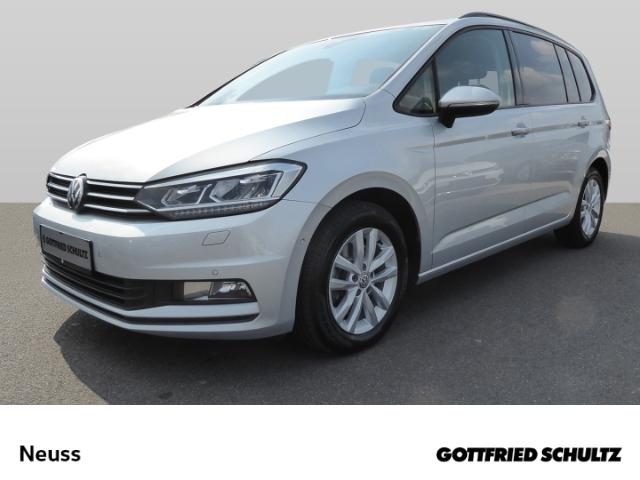 Volkswagen Touran 2.0TDI NAVI APP SHZ STANDHEIZUNG Comfortline, Jahr 2016, Diesel
