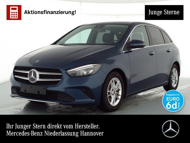Mercedes-Benz B 200 d Navi Premium LED Kamera Laderaump PTS Temp, Jahr 2020, Diesel