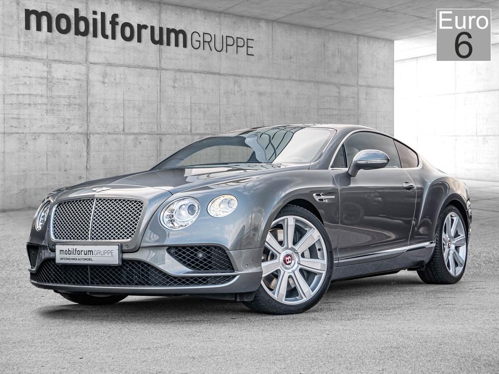 Bentley Continental, Jahr 2016, Benzin