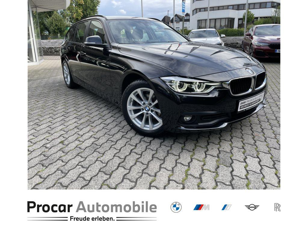 BMW 316d Touring+LED+Navi Bus.+Komfortzg., Jahr 2019, Diesel