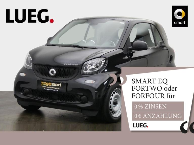 smart fortwo coupe (11.2014->), Jahr 2017, Elektro