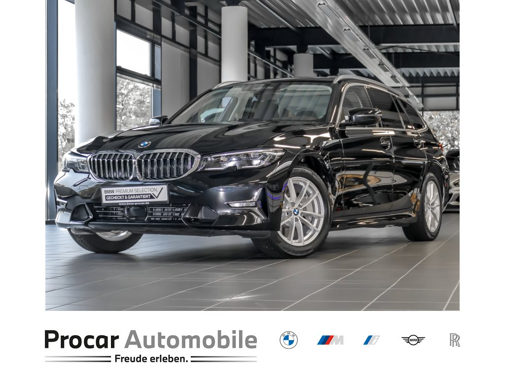 BMW 330e Luxury Laser H/K Pano DrivAss.Prof. Komfortzugang, Jahr 2021, Hybrid