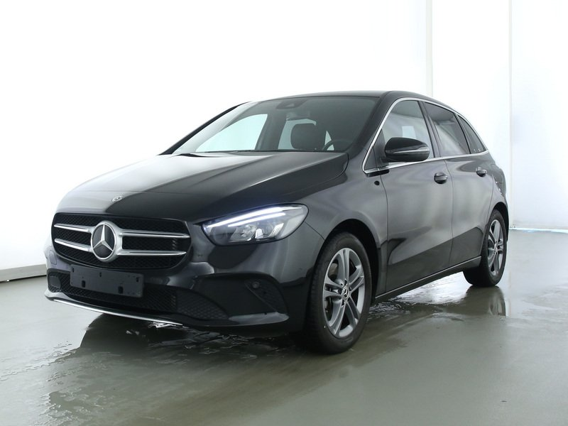 Mercedes-Benz B 200 Progressive MEMORY+KAMERA+NAVIPR.+LED+SPUR, Jahr 2019, Benzin