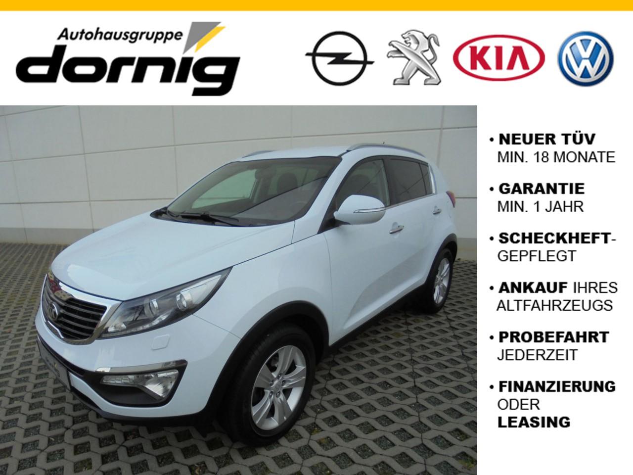 Kia Sportage 1.6 GDI 2WD Vision, SH, Xenon, Jahr 2013, Benzin