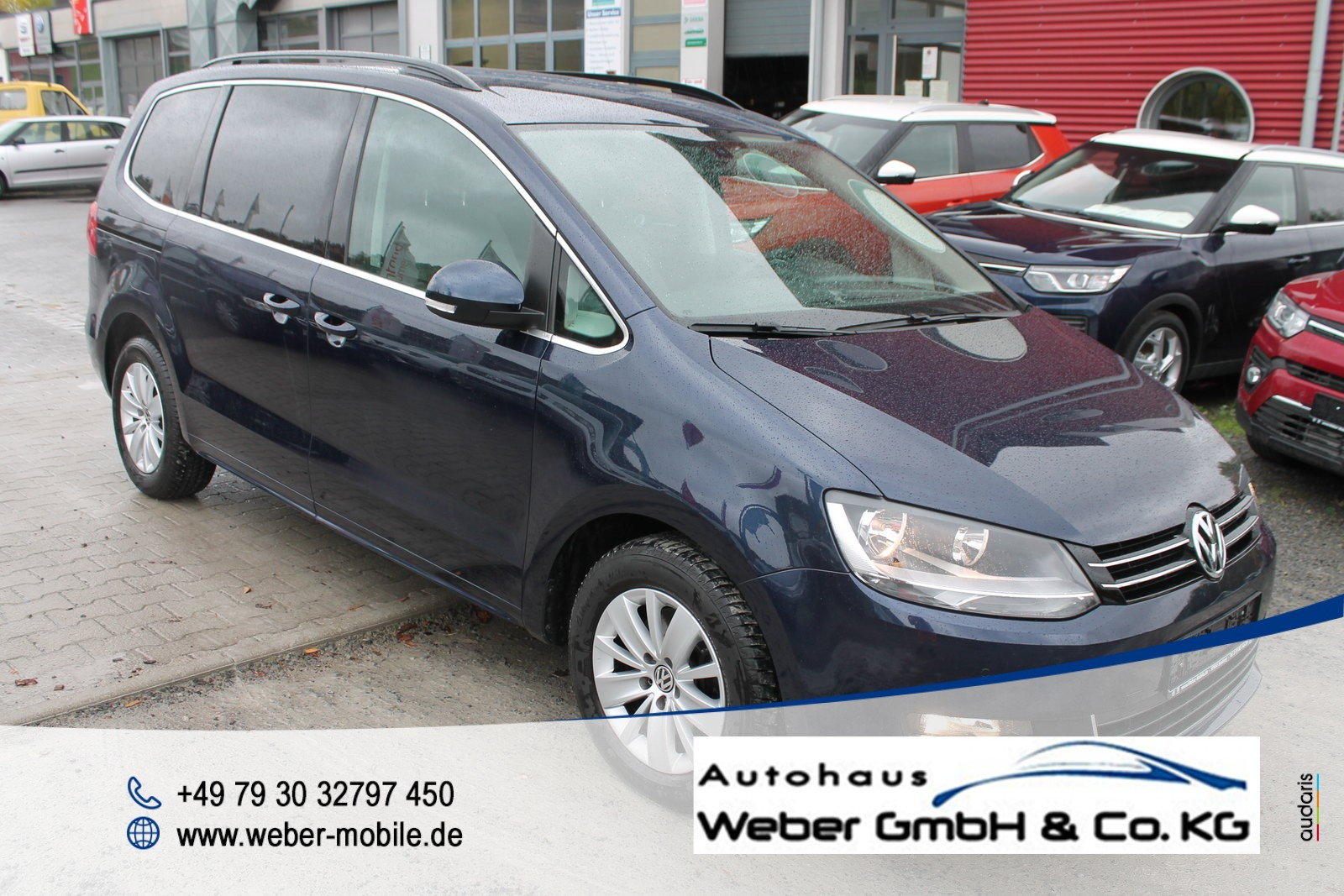Volkswagen Sharan 2.0 TDI *Comfortline*AHK*Navi*Tempomat*Einparkhilfe vo+hi*, Jahr 2014, Diesel