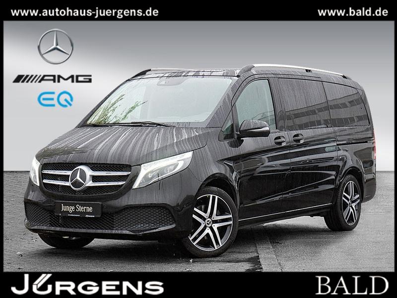 Mercedes-Benz V 300 d Edition lang MBUX Kamera LED 2x Klima Sp, Jahr 2020, Diesel