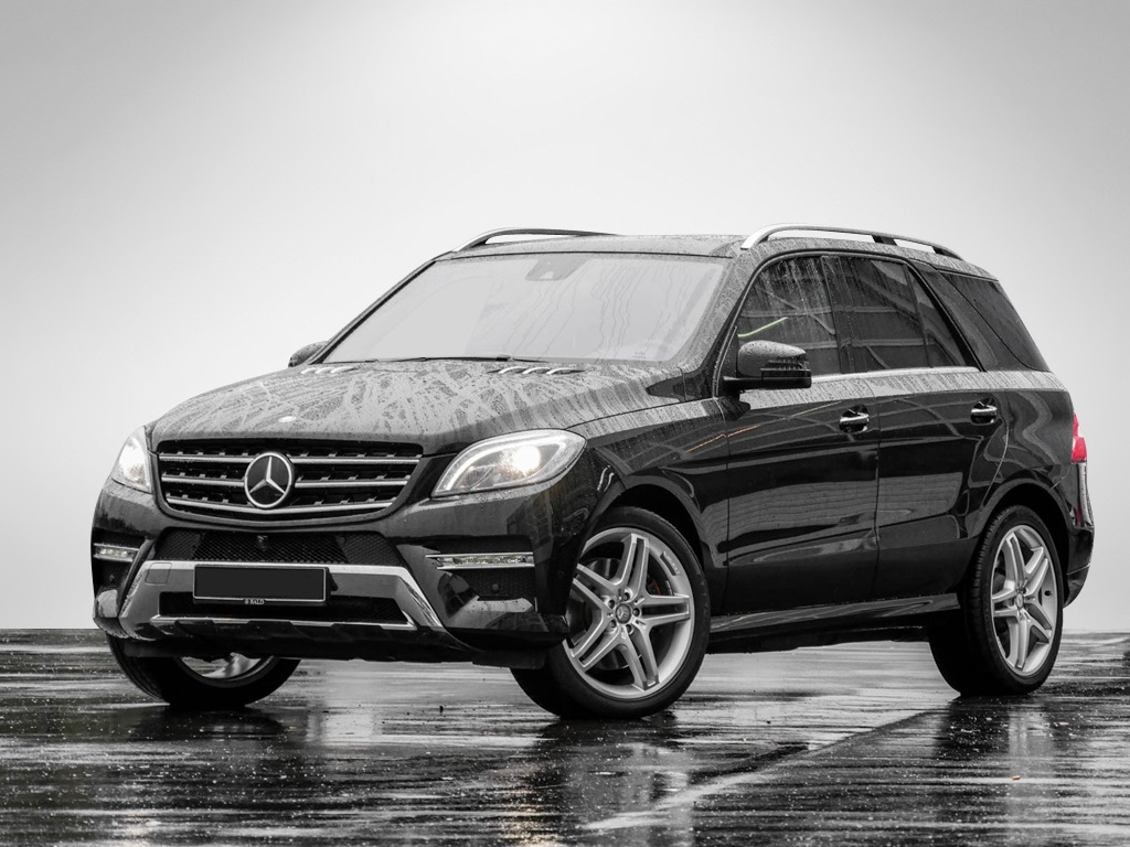 Mercedes-Benz ML 500 4M AMG-Sport/Comand/Pano/360/HK/TV/Memo, Jahr 2013, petrol