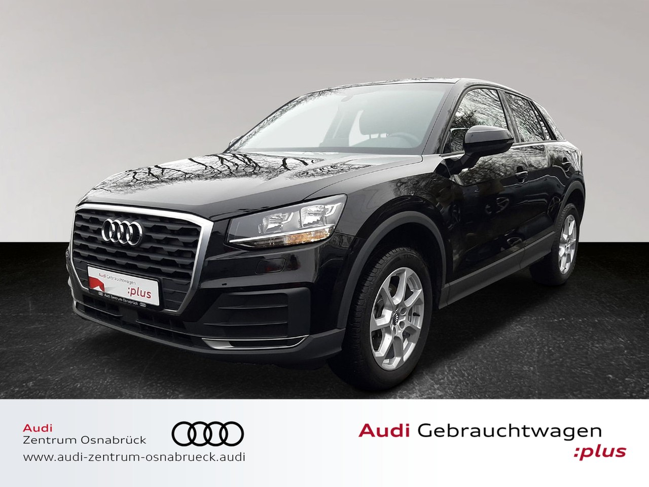 Audi Q2 1.6 TDI Navi VirtualCP Pano SHZ APS Technology Selection, Jahr 2018, Diesel