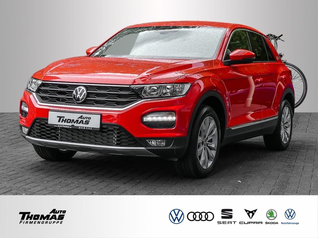 "Volkswagen T-Roc Sport "" Biker""1.5 l TSI+AHK+Fahrradträger, Jahr 2021, petrol"