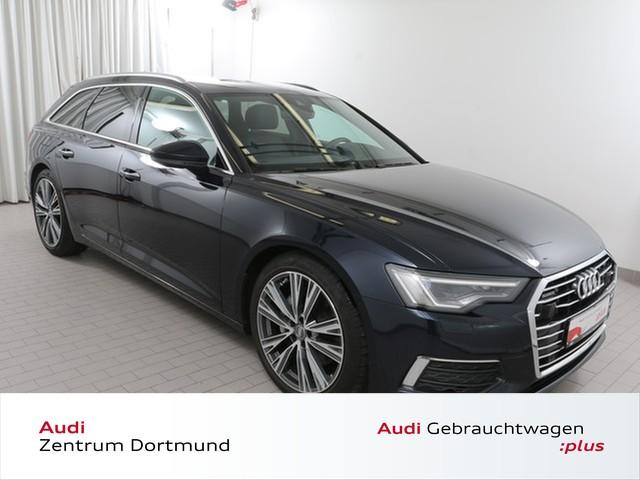 Audi A6 Avant design 50TDI qu. Matrix/ACC/STHZ/AiR, Jahr 2018, Diesel