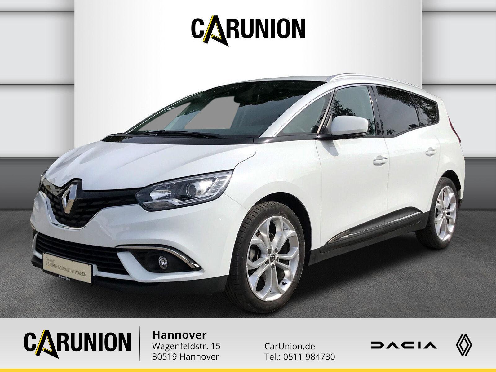 Renault Grand Scenic TCe 130 Intens, Jahr 2018, Benzin
