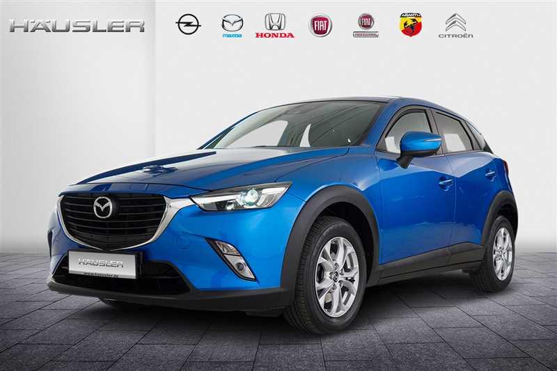 Mazda CX-3, Jahr 2015, Benzin