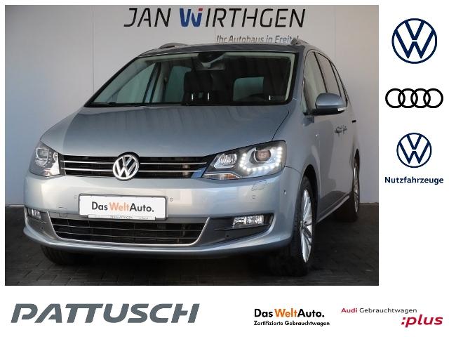 Volkswagen Sharan 2.0TDI DSG Comfortline *AHZV*NAVI*XENON*7, Jahr 2015, Diesel