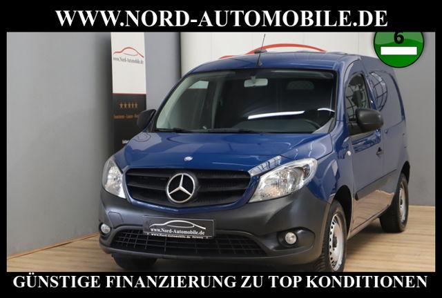 Mercedes-Benz Citan Kasten 109 CDI Lang*Navigation*Klima*, Jahr 2017, Diesel