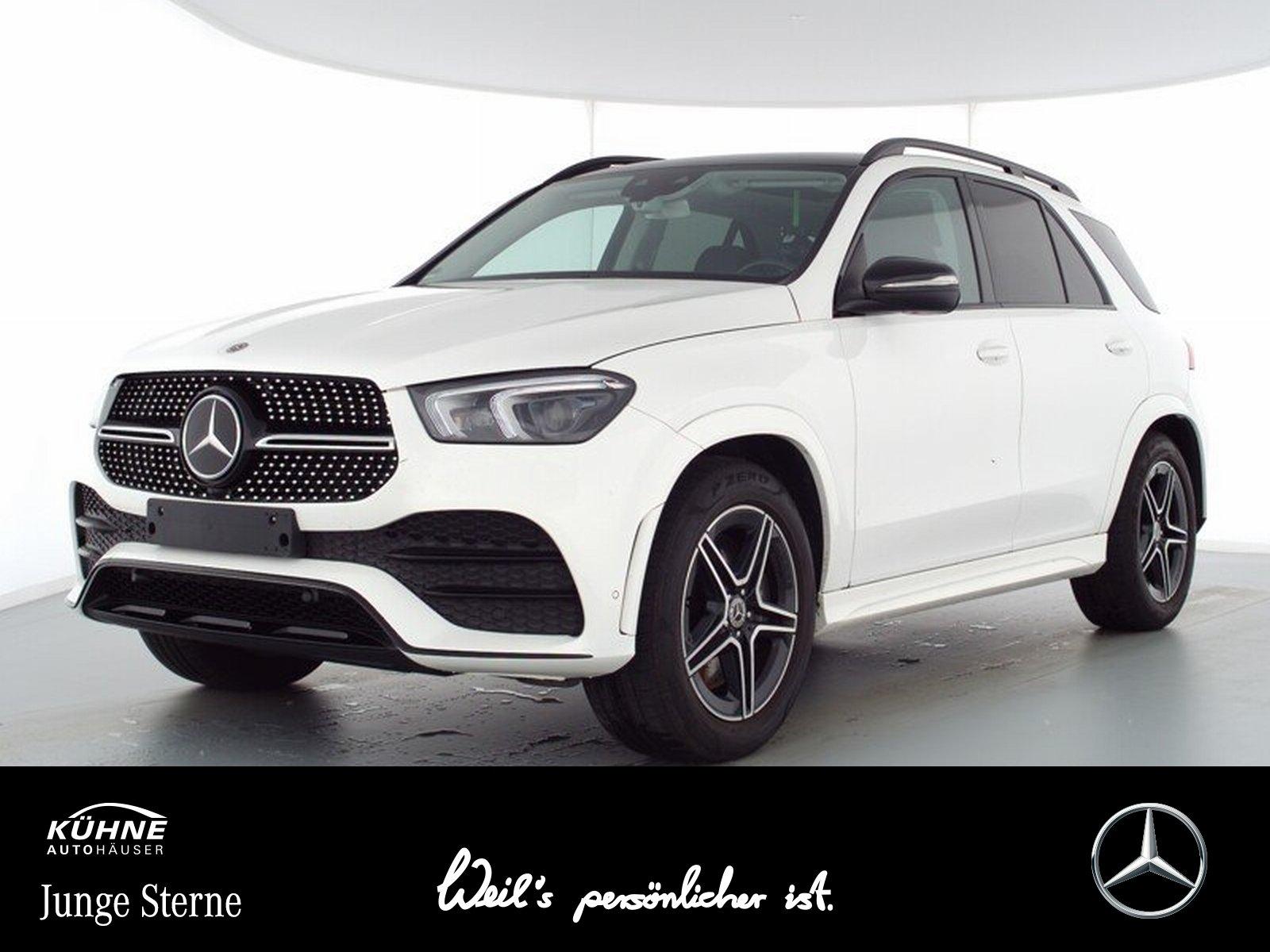 Mercedes-Benz GLE 450 AMG+Magic+Pano+Night+Sport Motorsound, Jahr 2020, Benzin