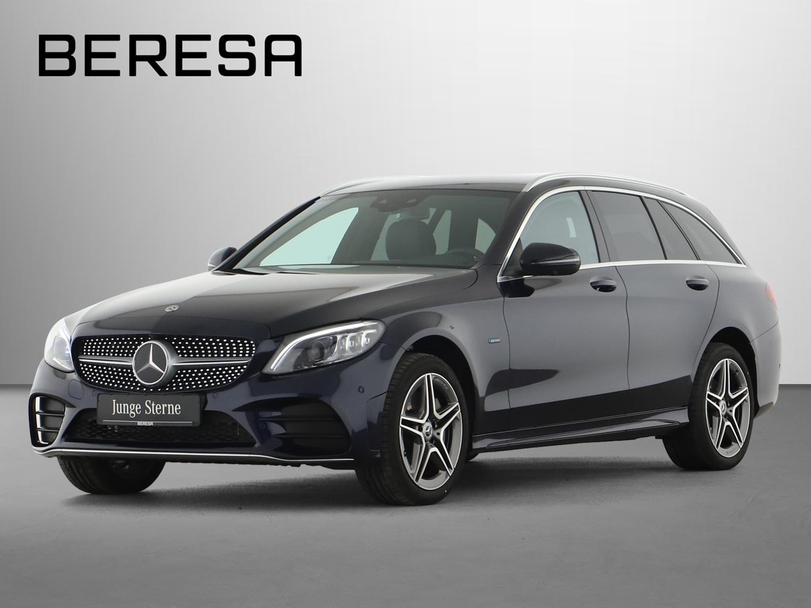 Mercedes-Benz C 300 e T AMG HUD Comand Fahrassist. 360° LED, Jahr 2020, Hybrid