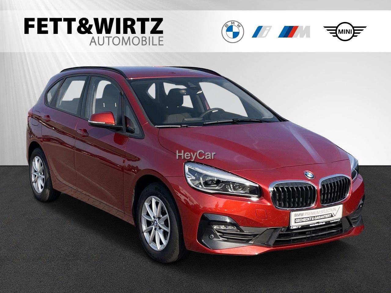 BMW 216 Active Tourer Adv. Leas. ab 268,- br.o.Anz,, Jahr 2020, Diesel