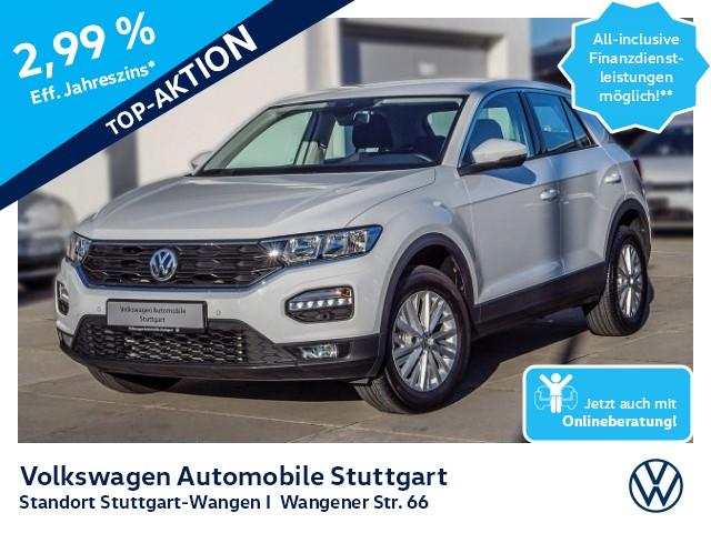Volkswagen T-Roc 1.6 TDI Navi DAB+ SHZ PDC, Jahr 2019, Diesel