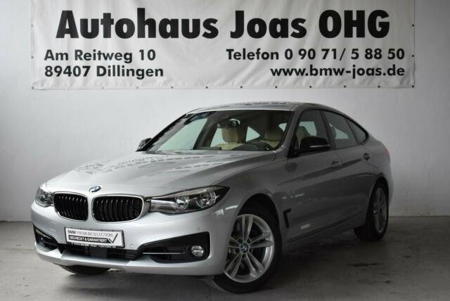 BMW 335d xDrive Gran Turismo (Sport Line Head-Up LED, Jahr 2018, diesel
