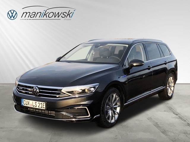 Volkswagen Passat GTE Variant . Standheiz Navi LED Kamera, Jahr 2020, Benzin