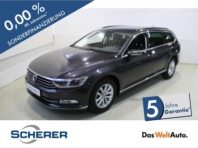 volkswagen passat variant 2.0 tdi comfortline acc, navi, led, lm, jahr 2019, diesel