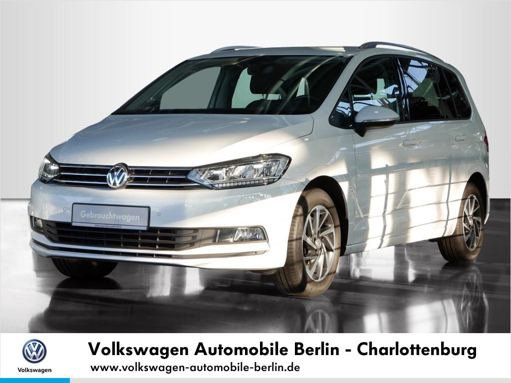 Volkswagen Touran 1.4 TSI Sound BMT, Jahr 2017, Benzin