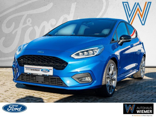 Ford Fiesta 1.0l EcoBoost ST-Line 6-Gang Navi, Jahr 2020, Benzin