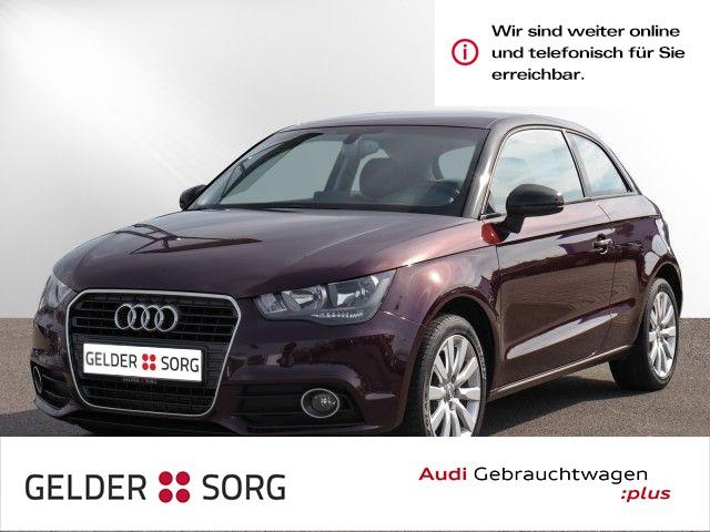 Audi A1 1.6 TDI Sitzheizung*Navi*Klimaautomatik, Jahr 2012, Diesel