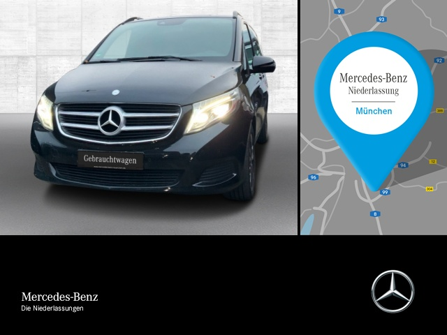 Mercedes-Benz V 220 d EDITION Lang Comand Sportp. Kamera DVD, Jahr 2017, Diesel