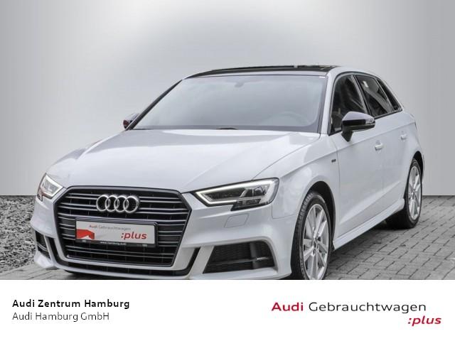 Audi A3 Sportback 1,5 TFSI sport 6-Gang S LINE LED PANO TECHNOL SELECT, Jahr 2018, Benzin