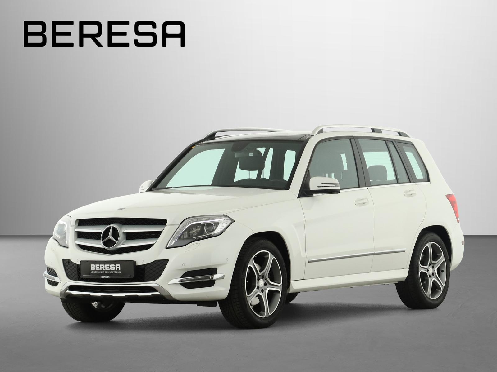 Mercedes-Benz GLK 220 CDI Pano. ILS 19 Zoll Sportpaket Innen, Jahr 2014, Diesel