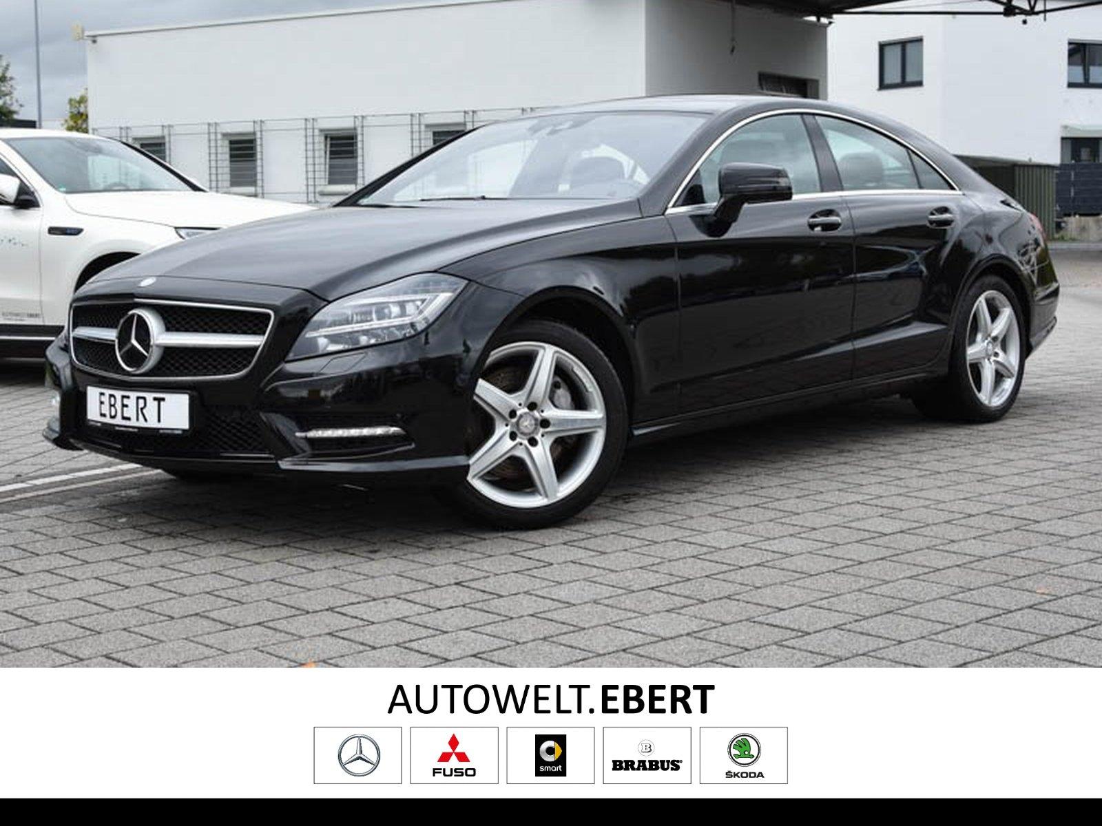 Mercedes-Benz CLS 350 BT AMG AIRMATIC+STDHZG+COMAND+DISTR+EU6, Jahr 2014, Diesel