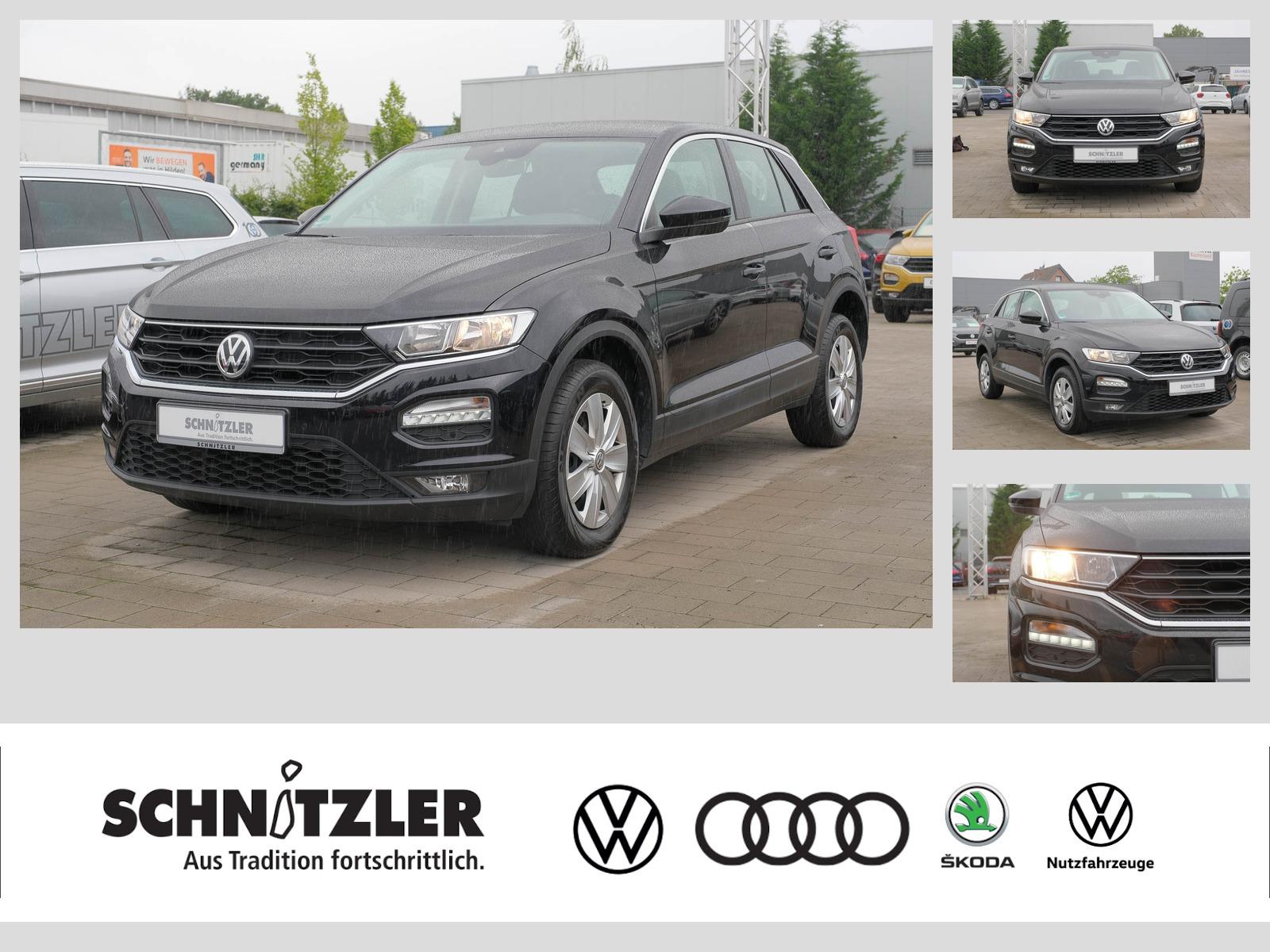 Volkswagen T-ROC 1.0 TSI SHZ/EPH/LaneAssist+++, Jahr 2018, Benzin