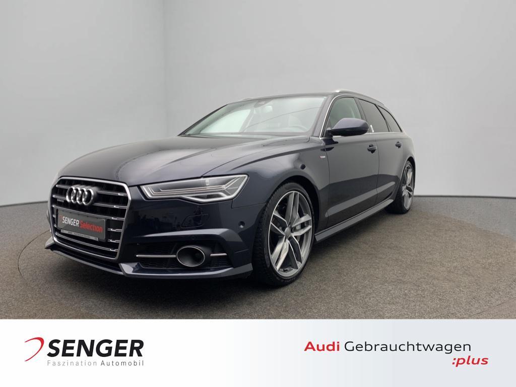 Audi A6 Avant 3.0 TDI quattro S line Standheizung AHK, Jahr 2017, Diesel