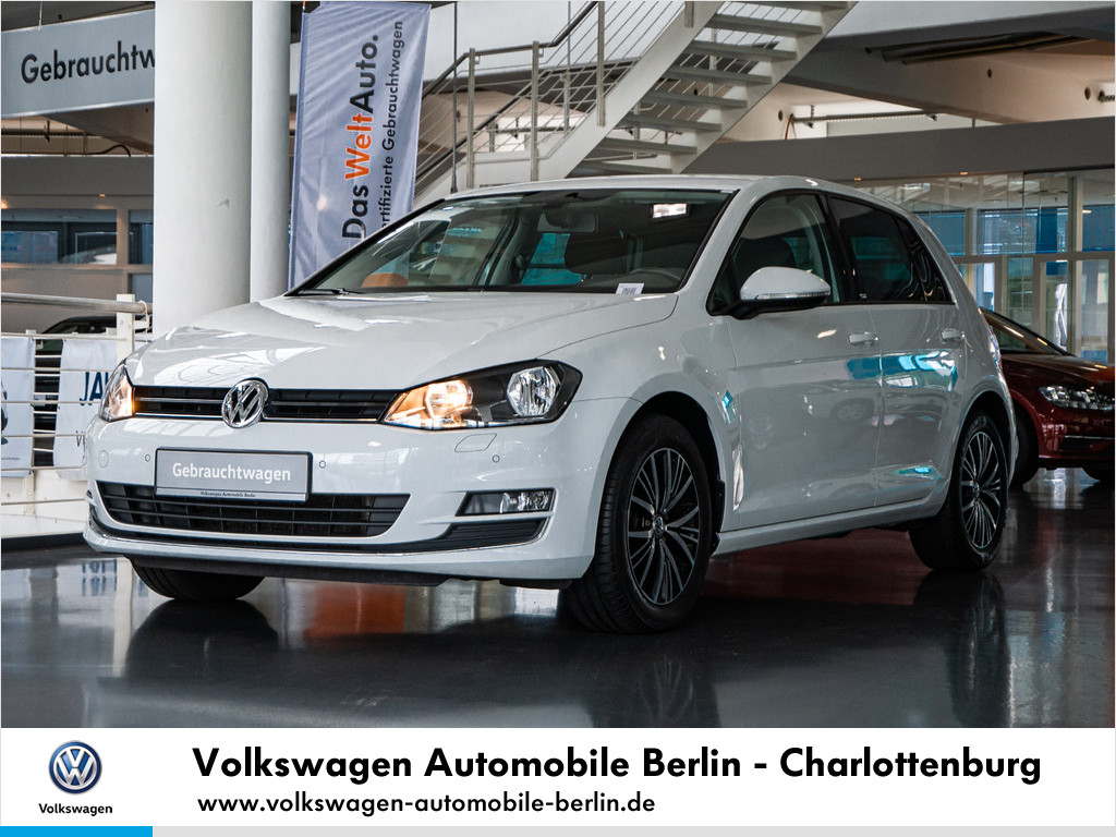 Volkswagen Golf VII 1.4 TSI Allstar BMT, Jahr 2017, Benzin
