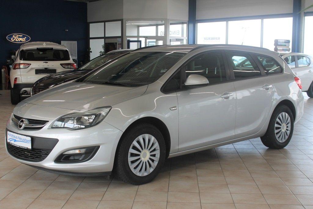 Opel Astra 1.6 CDTI Sports Tourer *AHK*Sitzheizung*, Jahr 2015, Diesel