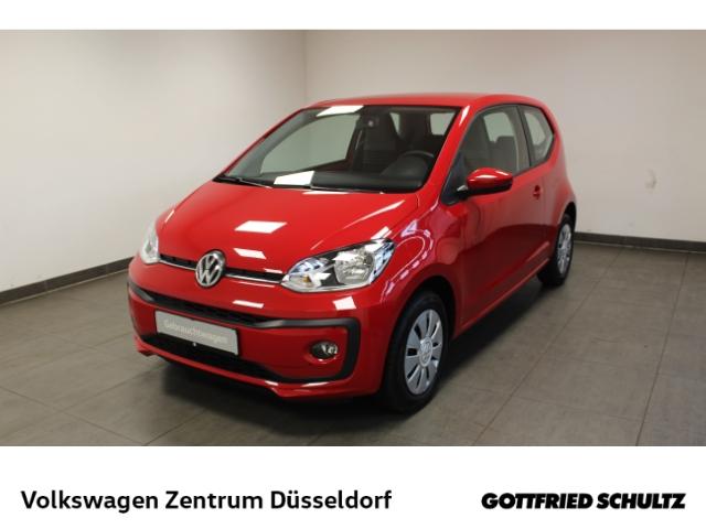 Volkswagen up! move *SHZ*Radio*Klima*, Jahr 2018, Benzin