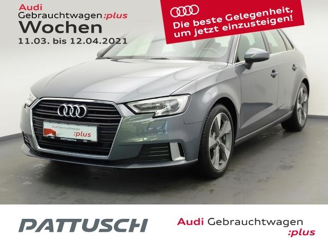 Audi A3 Sportback 2.0 TDI Sport Einparkhilfe plus Tem, Jahr 2017, Diesel