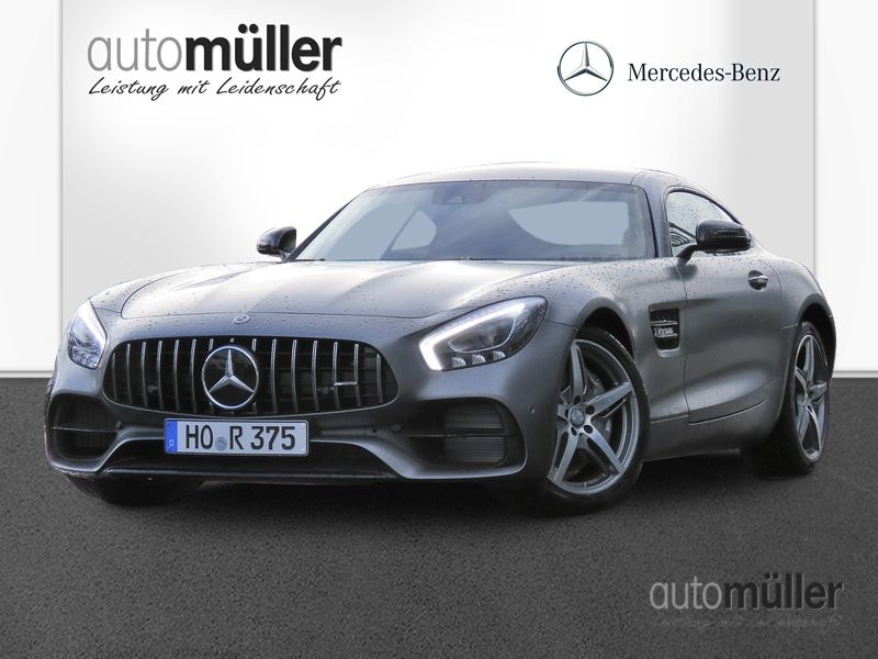 Mercedes-Benz AMG GT Coupe Designo+Carbon+Perf. Sitze, Jahr 2017, Benzin