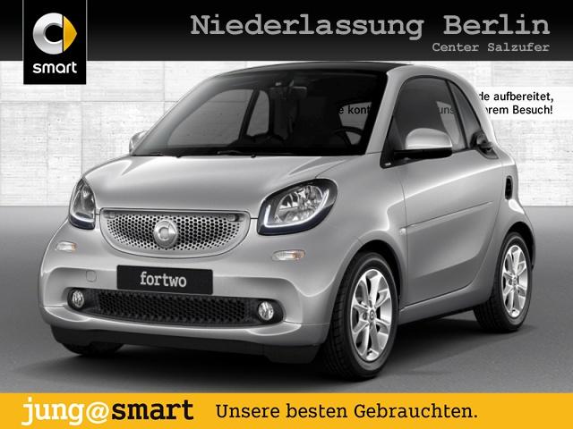 smart fortwo coupé 52kW passion DCT cool&Media SHZ Pano, Jahr 2017, Benzin