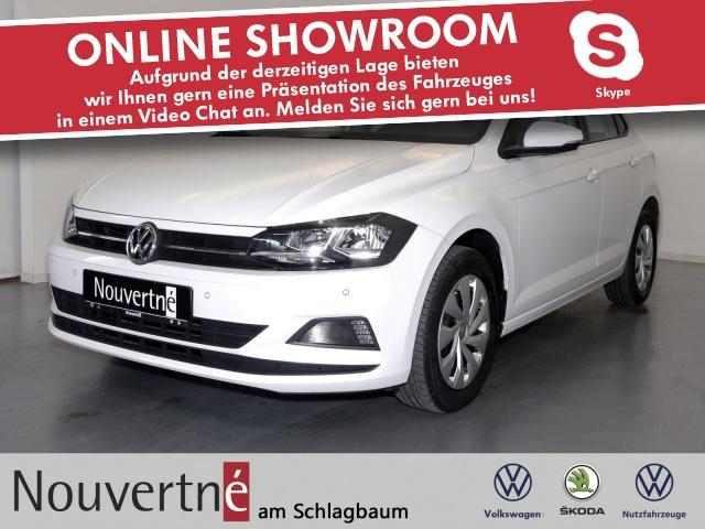 Volkswagen Polo 1.0 Comfortline + PDC + Sitzheizung, Jahr 2018, Benzin