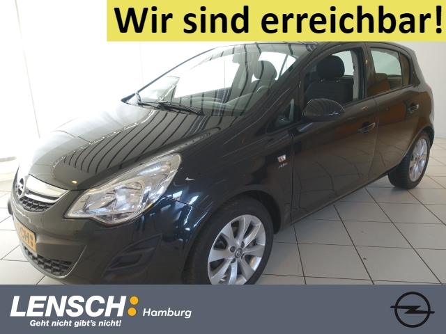 Opel Corsa Active 1.2 5trg. KLIMA+ALU+TEMPOMAT+ISOFIX, Jahr 2013, Benzin