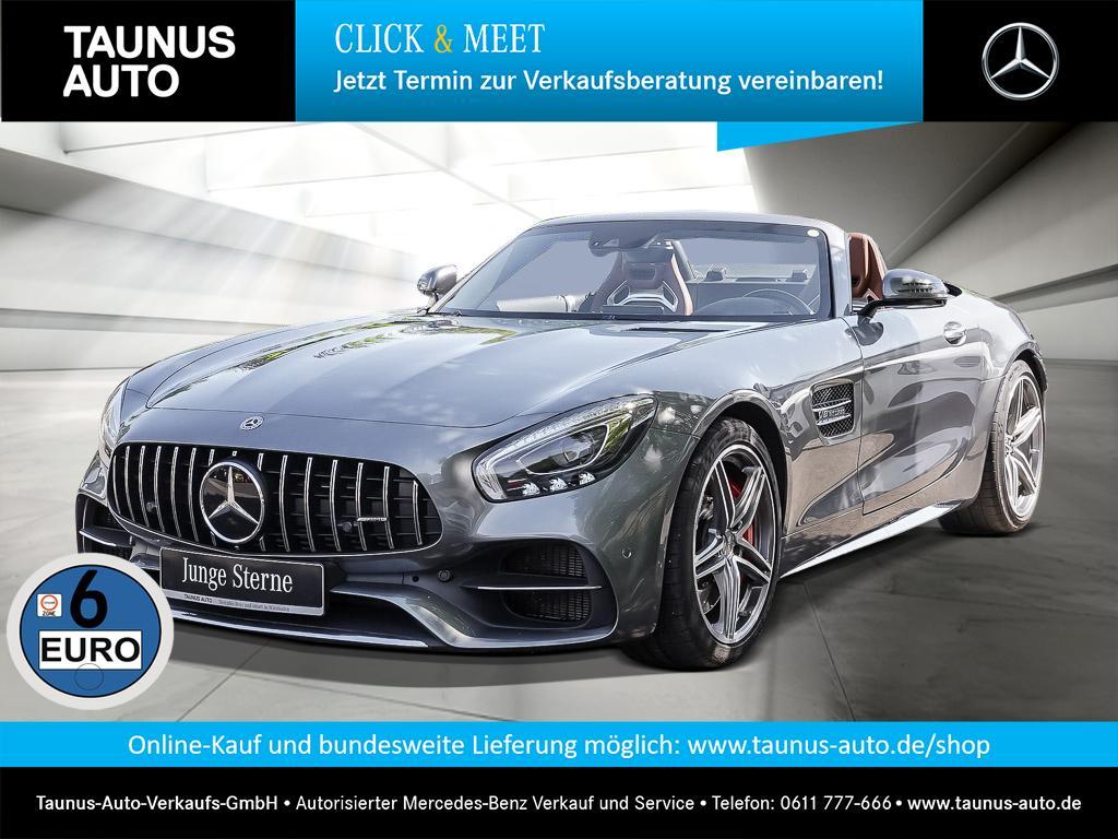 Mercedes-Benz AMG GT C ROADSTER PERFORMANCE-SITZE UPE:181.000, Jahr 2017, Benzin